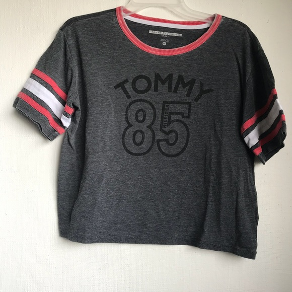 5ea4a9de Tommy Hilfiger Tops - ⭐️PRICE DROP!!!⭐ Tommy Hilfiger Sport Crop